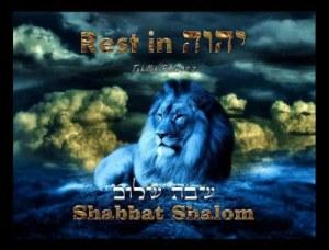 ShabbatShalomYHWH